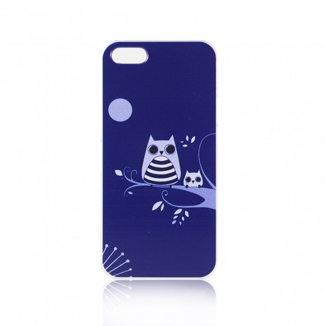 Cute Night Owl Pattern Phone Case