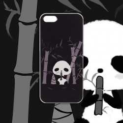 Lovely Art Pattern Panda Phone Case For iphone