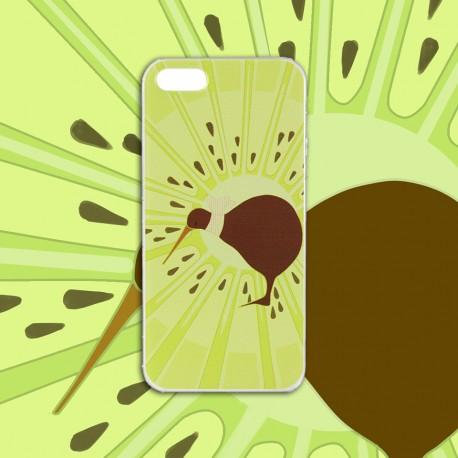 Cute Art Pattern Kiwi Bird Phone Case For iphone